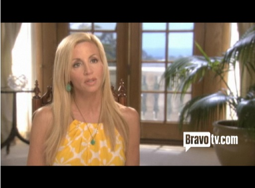 Camille Grammer empathizes for the many trials and tribulations of the other ladies throughout the season