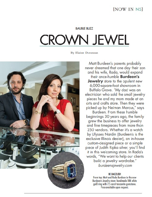 Modern Luxury NS Spring 2014 article