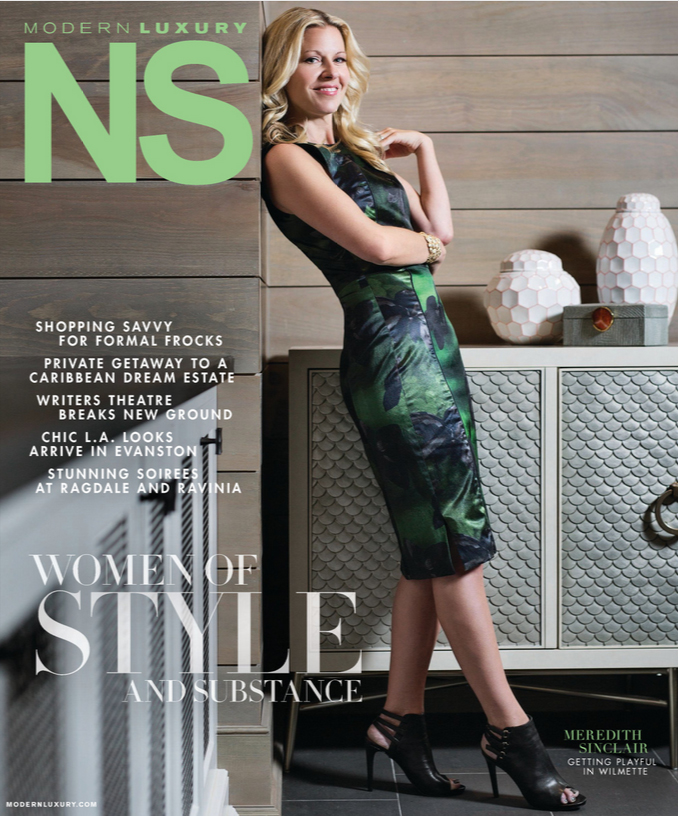 NS Modern Luxury Fall 2014 Cover
