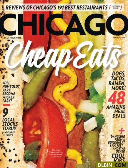 Chicago Nov 2014 Cover