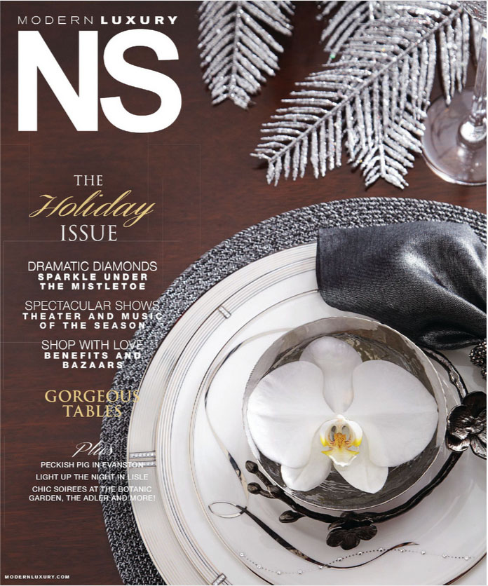 Modern Luxury North Shore Holiday 2014 Cover copy
