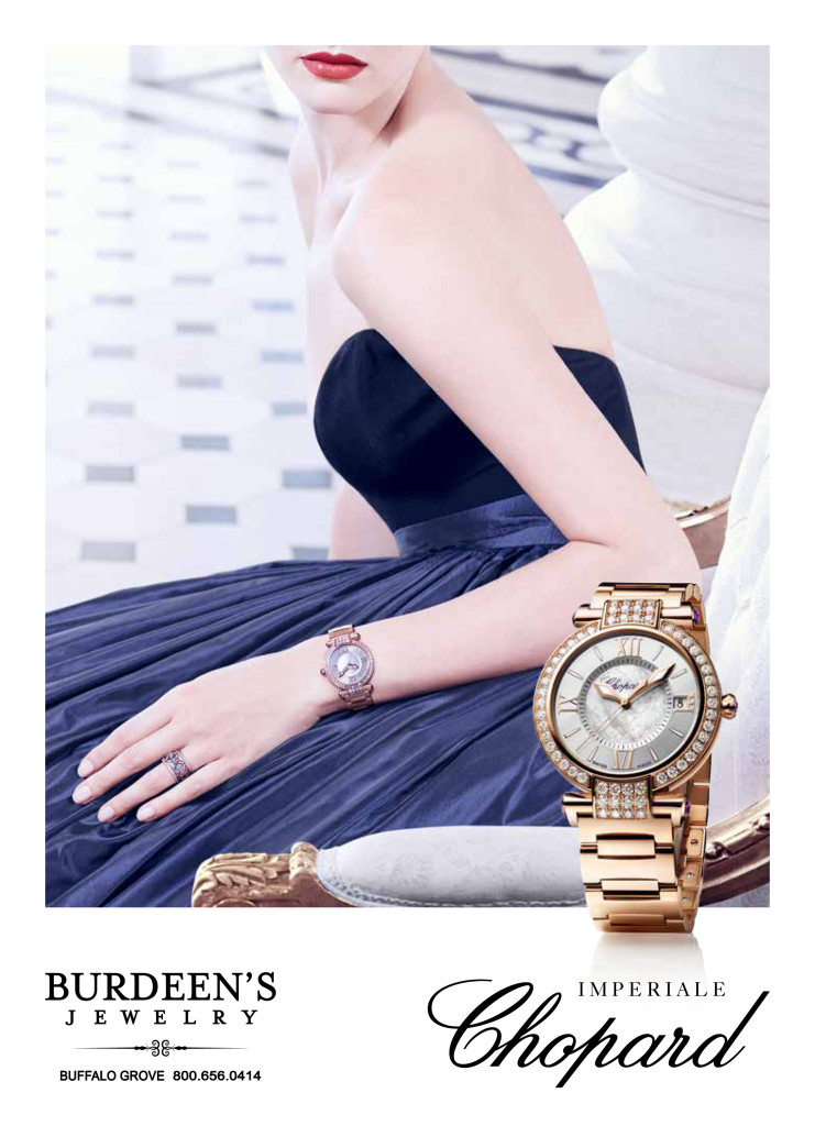 Sheridan Road Dec-Jan 14-15 Chopard Ad