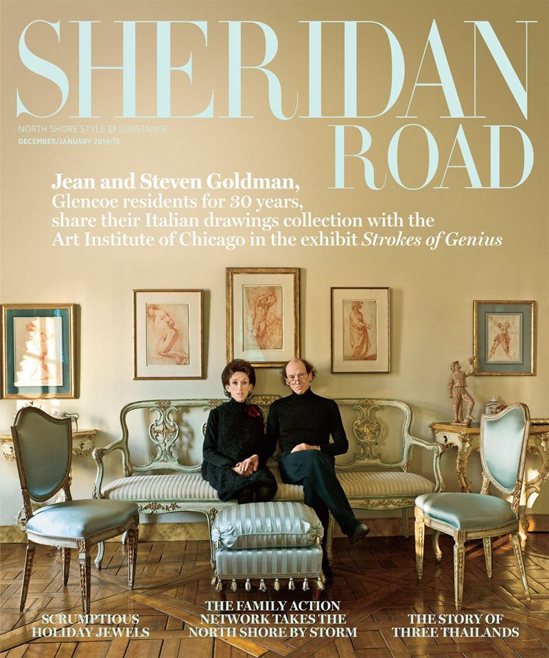 Sheridan Road Dec-Jan 14-15 Cover
