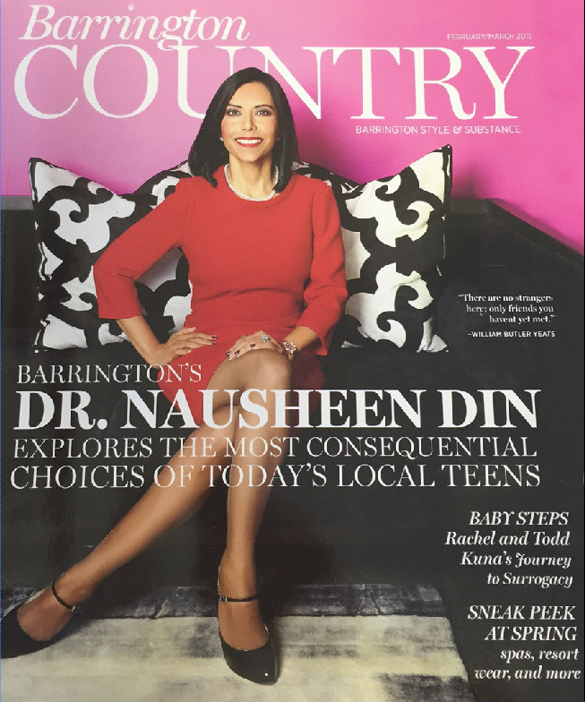 Barrington Country Feb-March 2015 Cover