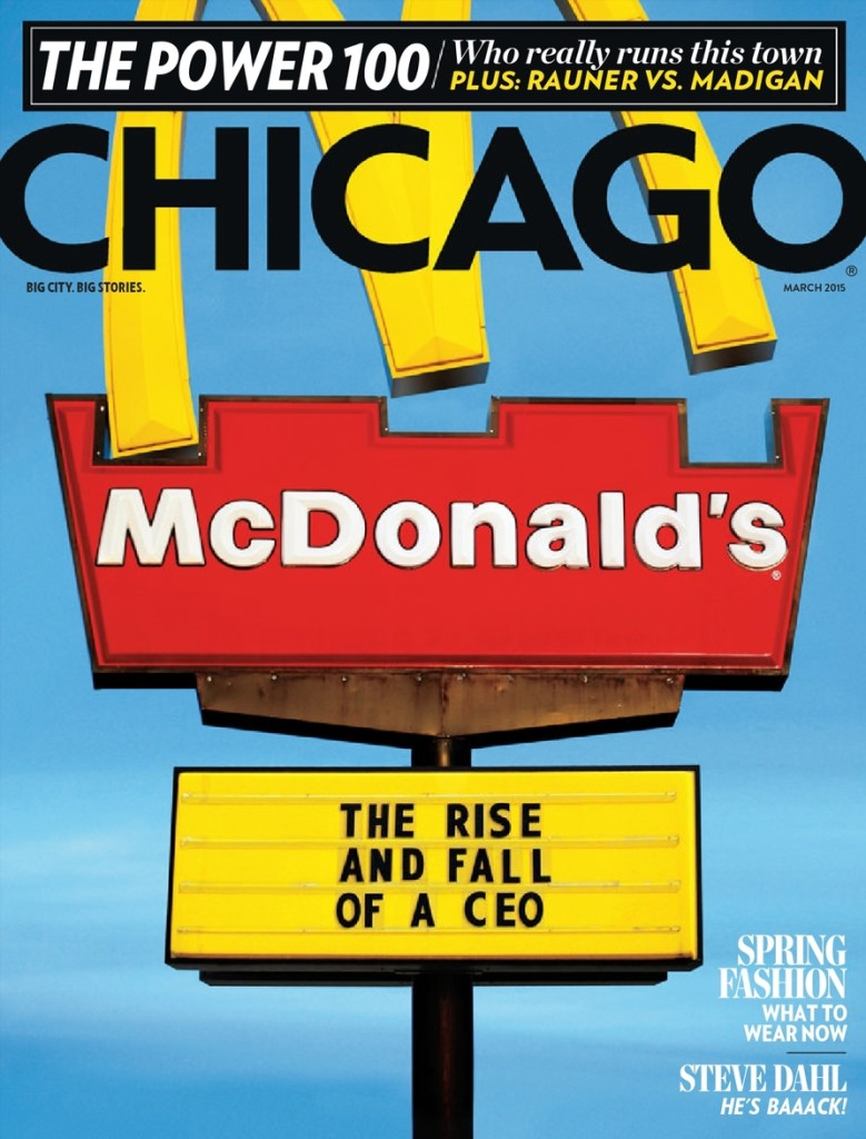 Chicago March 2015 Cover