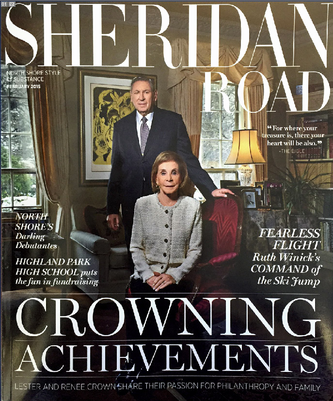 Sheridan Road Feb 2015 Cover