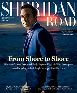 Sheridan Road March 2015 Cover