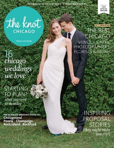 The Knot Spring-Sumer 2015 Cover