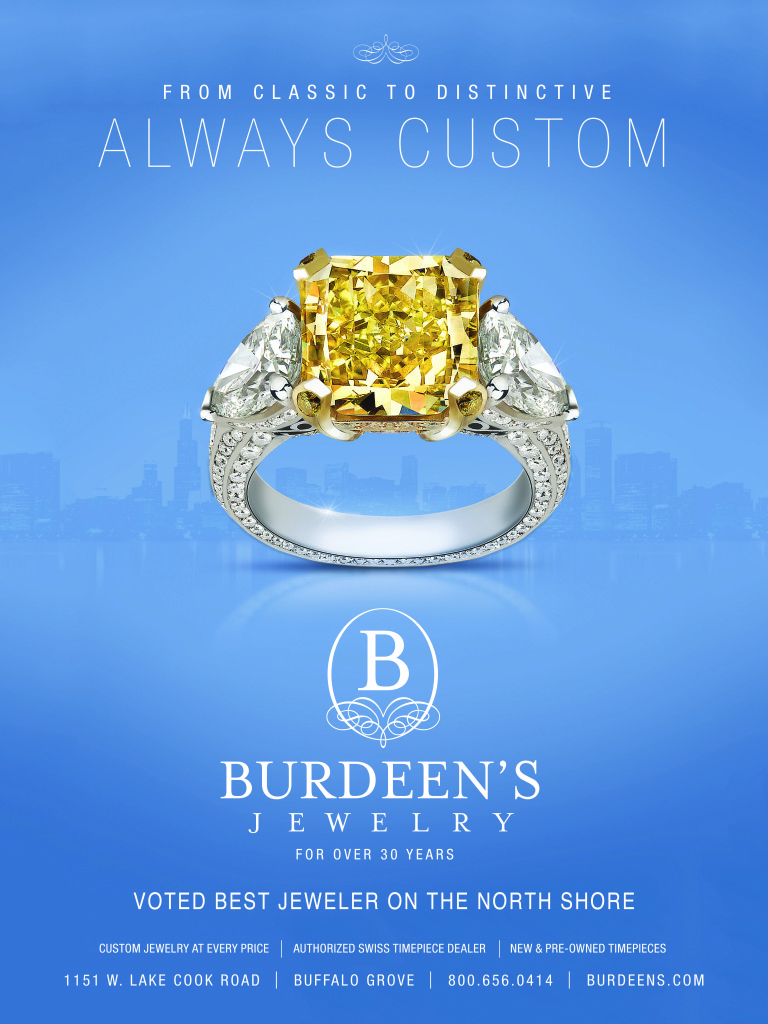 Yellow Ring Ad- Best Jeweler