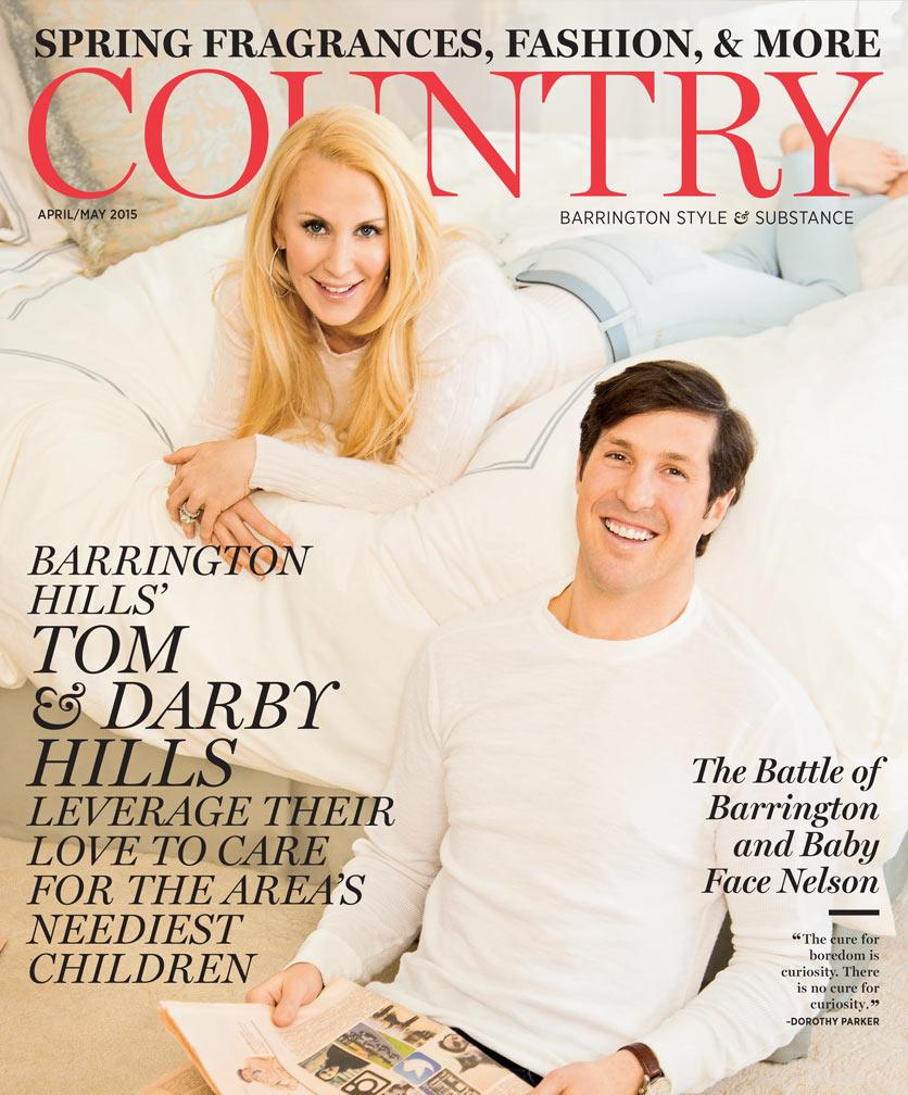 Barrington Country April-May 2015 Cover
