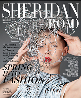 Sheridan Road April 2015 Cover