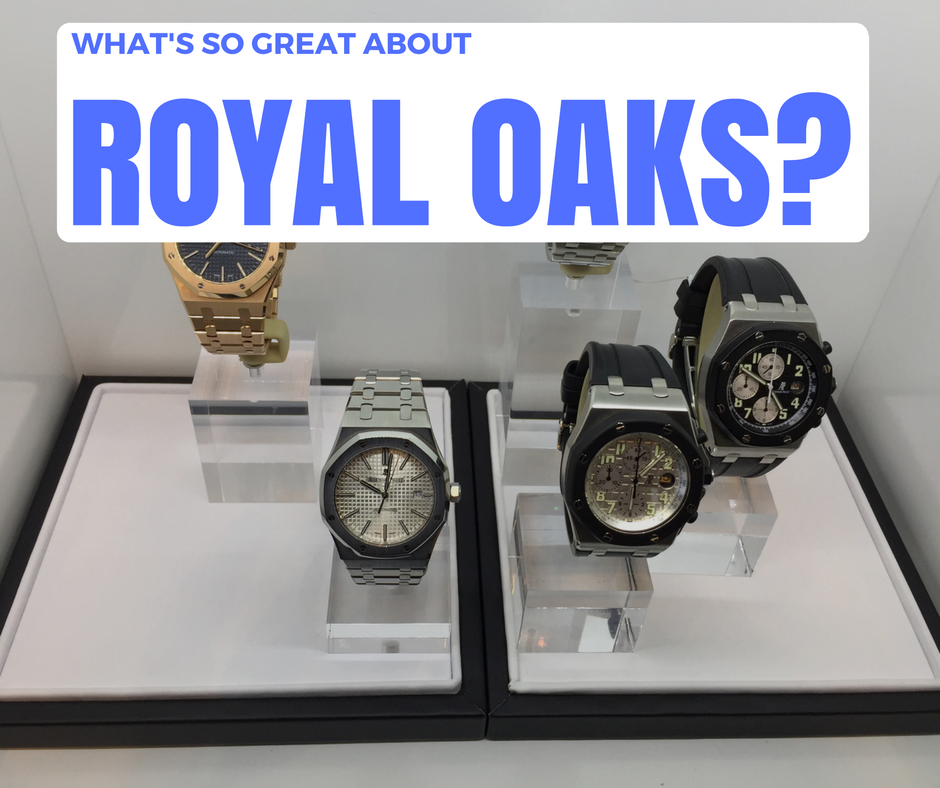 What's so great about AP Royal Oaks