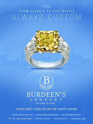 Perfect Yellow Radiant Diamond Ring