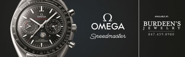 Omega Speedmaster Billboard