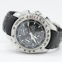 Omega Speedmaster Split Seconds Chronograph with Carbon Fiber Dial