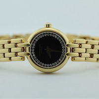 Raymond Weil Yellow Gold Plated Ladies Timepiece SOLD