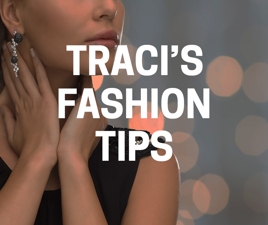 Traci's Fashion Tips - Oscars 2018