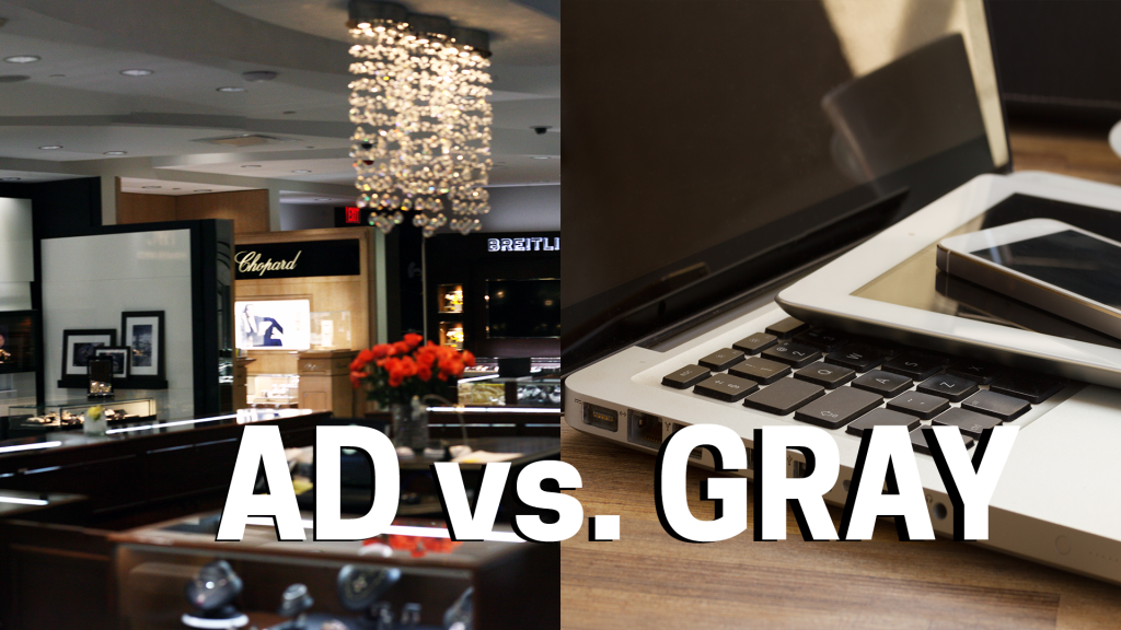 AD vs. Gray