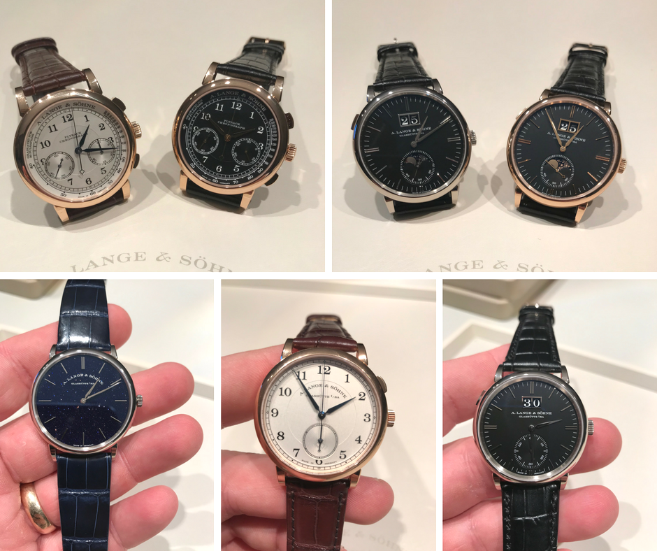 Lange SIHH Watches