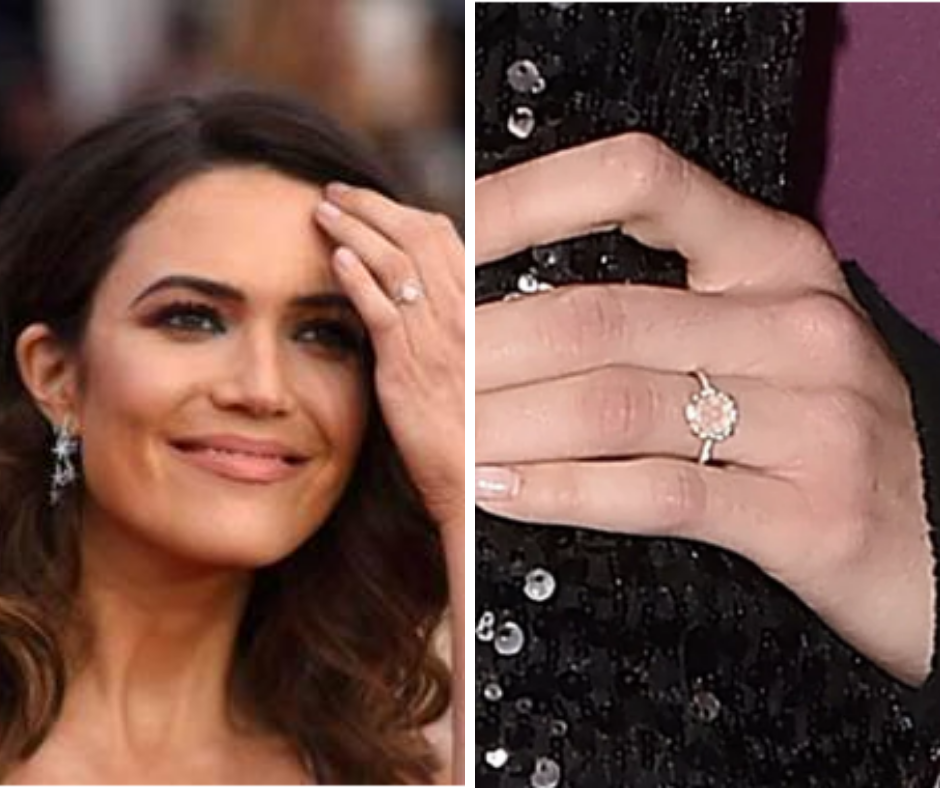Mandy Moore w Ring